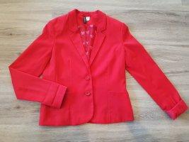 Roter Blazer von H&M