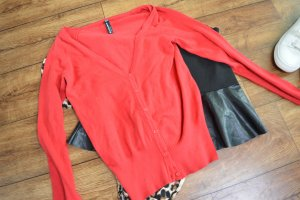 Blind Date Cardigan rosso
