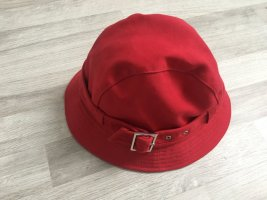 H&M Divided Cap red