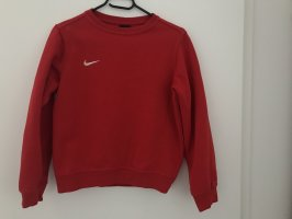 Roter Nike Pullover