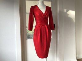 Rotes Businesskleid Größe 36