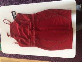 AX Mini-jurk rood