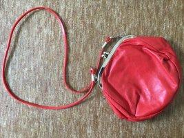 aus Italien Minitasje rood