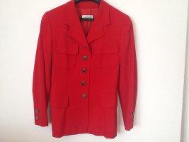 Rotes Stiff Kostüm Größe 34