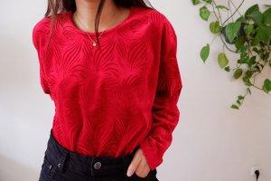 True Vintage Camisa holgada multicolor Poliéster