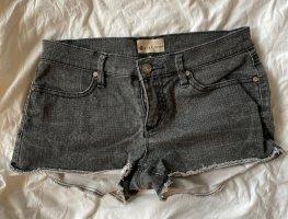 Roxy, Jeans-Shorts, Schwarz/Grau