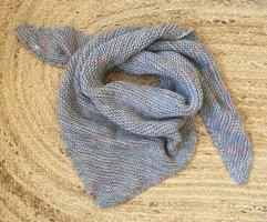 Roxy Écharpe en tricot multicolore