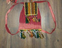 no name Canvas Bag multicolored