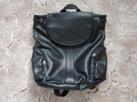 Bugatti Daypack black polyester