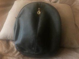 Mandarina Duck Plecak na kółkach czarny