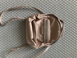 Stella McCartney Mały plecak w kolorze różowego złota