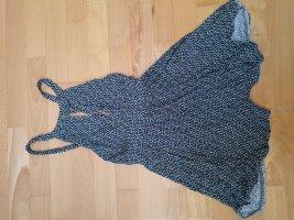 rückenfreies Kleid mit intigrierter hose