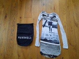 Rundholz Shirt met print veelkleurig