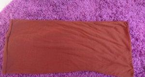 HM Sciarpone rosso scuro