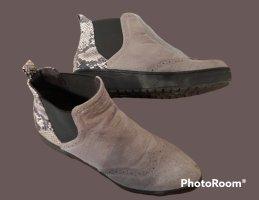 s.Oliver Botines Chelsea gris claro-gris