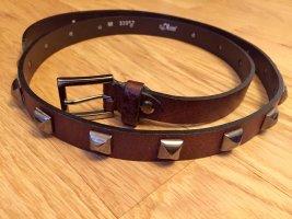 s.Oliver Studded Belt multicolored