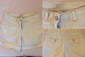 s. Oliver Damen Shorts beige XS34