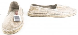 s.Oliver Espadrille Sandals gold-colored