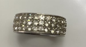 S.Oliver Ring 19mm Durchmesser 925 Silber