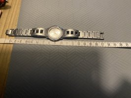 s.Oliver Analog Watch silver-colored
