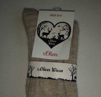 S Oliver: Wiesn Socken NEU Größe 39/42