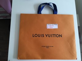 Louis Vuitton Shopping Trolley orange-blue