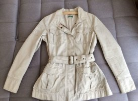 Benetton Safari Jacket oatmeal