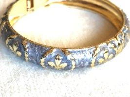 Mouwband goud-mauve Goud