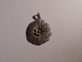Silberfiligran -Anhänger, antik