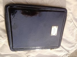 Michael Kors Funda para portátil negro-color oro
