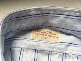 """SALE_30.10.Schneiderhemd""""Woods&Brown-London"""", S, topgepflegt"""