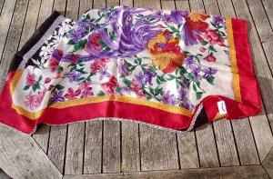 Balenciaga Panno di seta multicolore Seta