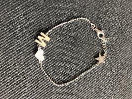 SALE! Armband mit M Initiale