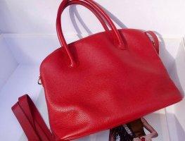 "Sale""Longchamp"" neuwertig Lederhandbag +riemen,"