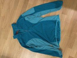 Salewa Fleece Jumper turquoise-petrol