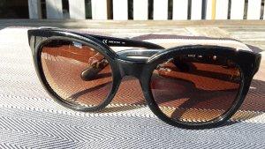 Salvatore Ferragamo, schwarze Sonnenbrille