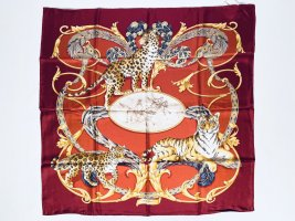 Salvatore ferragamo Silk Cloth multicolored silk