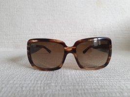 Salvatore ferragamo Angular Shaped Sunglasses brown