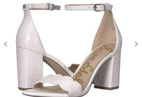 Sam Edelman - Odila High Heel Sandalette bright white