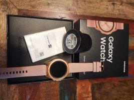 Samsung Zegarek cyfrowy w kolorze różowego złota