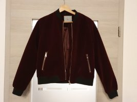 Dorothy Perkins Giacca bomber bordeaux