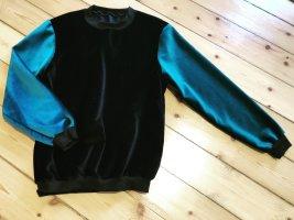 Handmade Crewneck Sweater multicolored