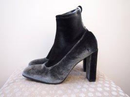 aeyde Wciągane buty za kostkę Wielokolorowy Włókno tekstylne