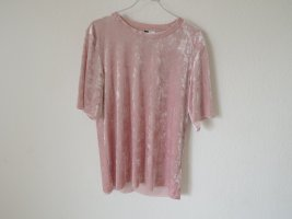 Devided von H&M T-Shirt pink mixture fibre