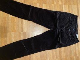 Closed Pantalone peg-top nero