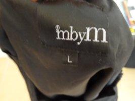 Samtig-schwarzer, super bequemer Ballonrock von mbyM