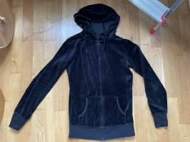 Samtjacke schwarz Primark Größe  36 S Primark Jacke