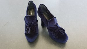 Tamaris Mary Jane pumps blauw