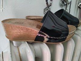 sandale Dr Feet leder