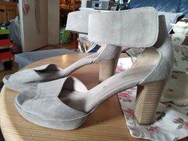 Gabor High Heel Sandal light grey